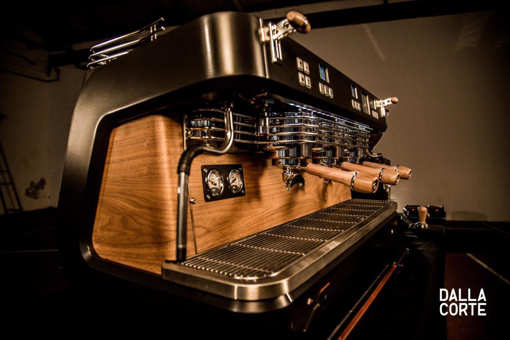 Die Espresso-Kaffeemaschine XT von Dalla Corte (Bild: obs/Franke Group/Dalla Corte)